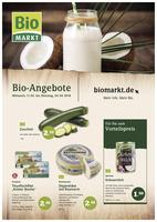BioMarkt Prospekt vom 11.04.2018