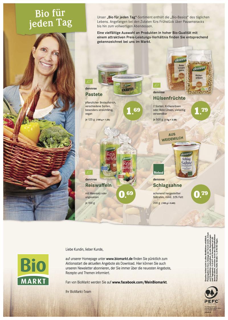 BioMarkt Prospekt vom 06.06.2018, Seite 7