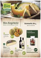 BioMarkt Prospekt vom 18.07.2018