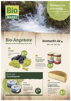 BioMarkt Prospekt vom 15.08.2018