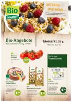 BioMarkt Prospekt vom 29.08.2018
