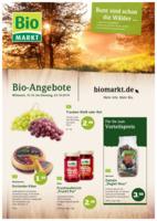 BioMarkt Prospekt vom 10.10.2018