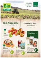 BioMarkt Prospekt vom 24.10.2018