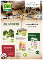 BioMarkt Prospekt vom 07.11.2018