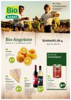 BioMarkt Prospekt vom 21.11.2018