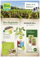 BioMarkt Prospekt vom 27.03.2019