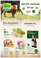 BioMarkt Prospekt vom 08.05.2019