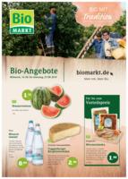 BioMarkt Prospekt vom 14.08.2019
