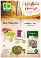 BioMarkt Prospekt vom 09.10.2019