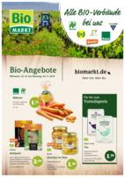 BioMarkt Prospekt vom 23.10.2019