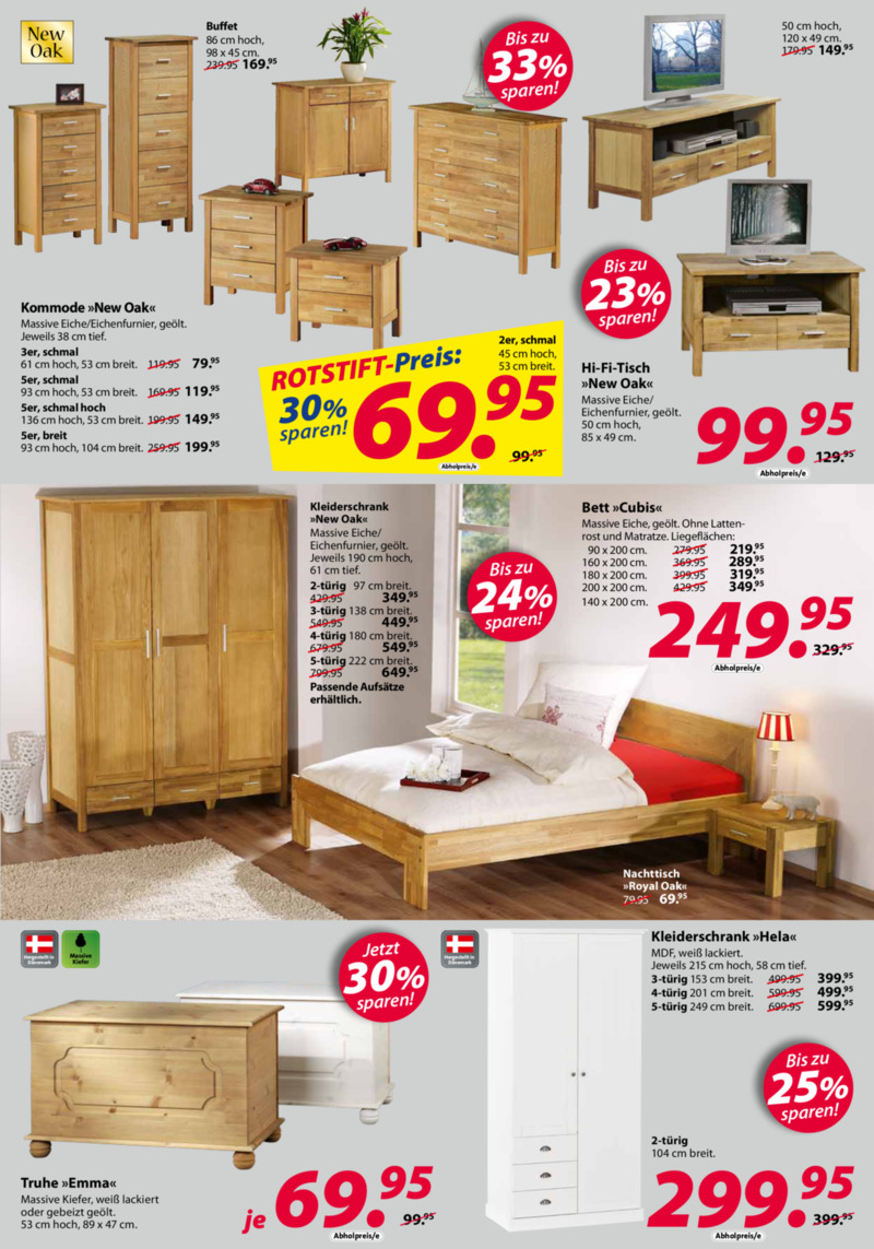 d nisches bettenlager prospekt vom bis bl ttern. Black Bedroom Furniture Sets. Home Design Ideas