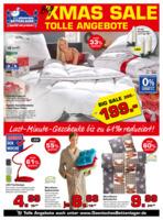 Dänisches Bettenlager Prospekt vom 19.12.2016