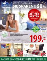 Dänisches Bettenlager Prospekt vom 20.11.2017