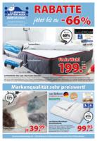 Dänisches Bettenlager Prospekt vom 15.10.2018
