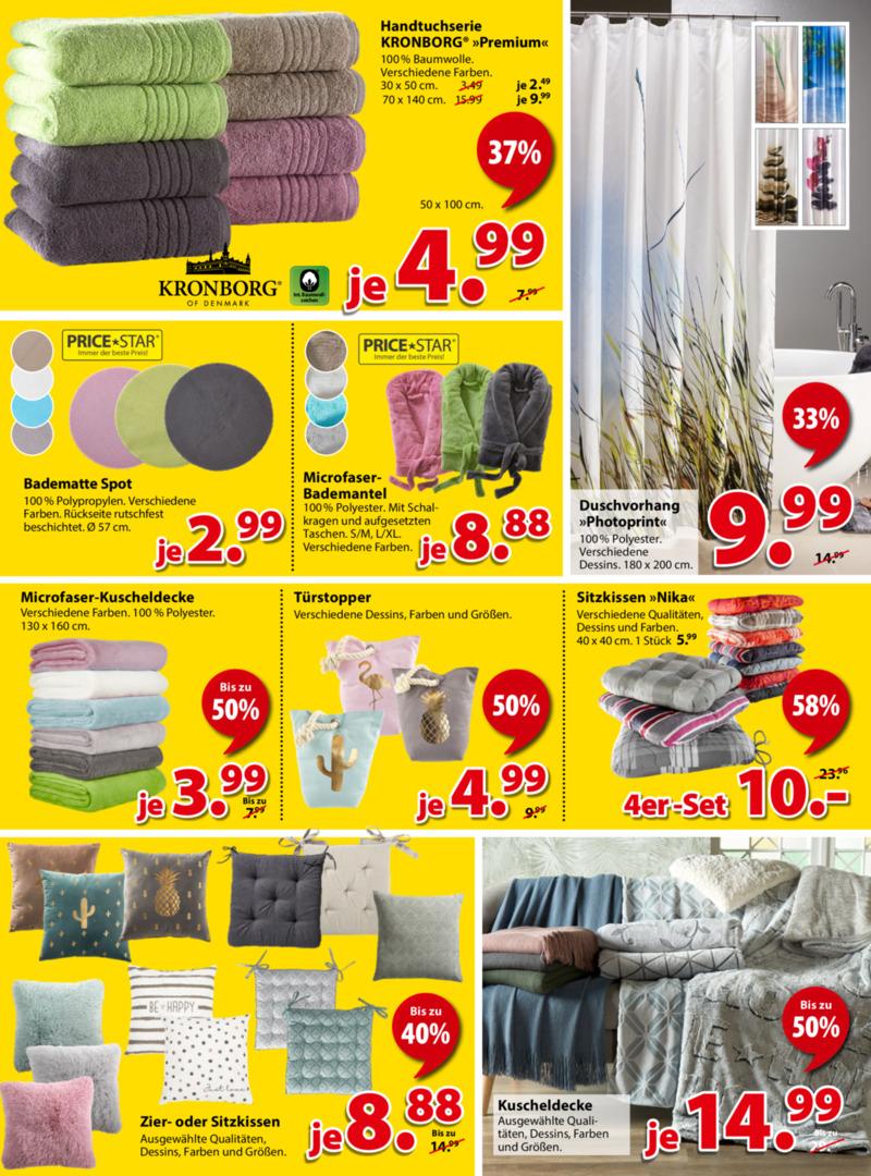 Dänisches Bettenlager Prospekt vom 08.07.2019, Seite 5