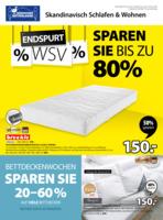 Dänisches Bettenlager Prospekt vom 03.02.2020
