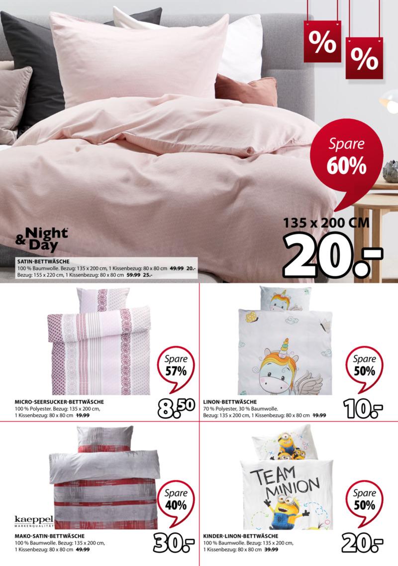 Dänisches Bettenlager Prospekt vom 29.06.2020, Seite 17