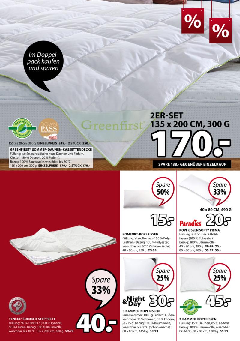 Dänisches Bettenlager Prospekt vom 29.06.2020, Seite 19
