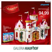 Galeria Kaufhof Prospekt vom 23.11.2016
