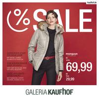 Galeria Kaufhof Prospekt vom 03.01.2017