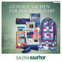 Galeria Kaufhof Prospekt vom 20.02.2017
