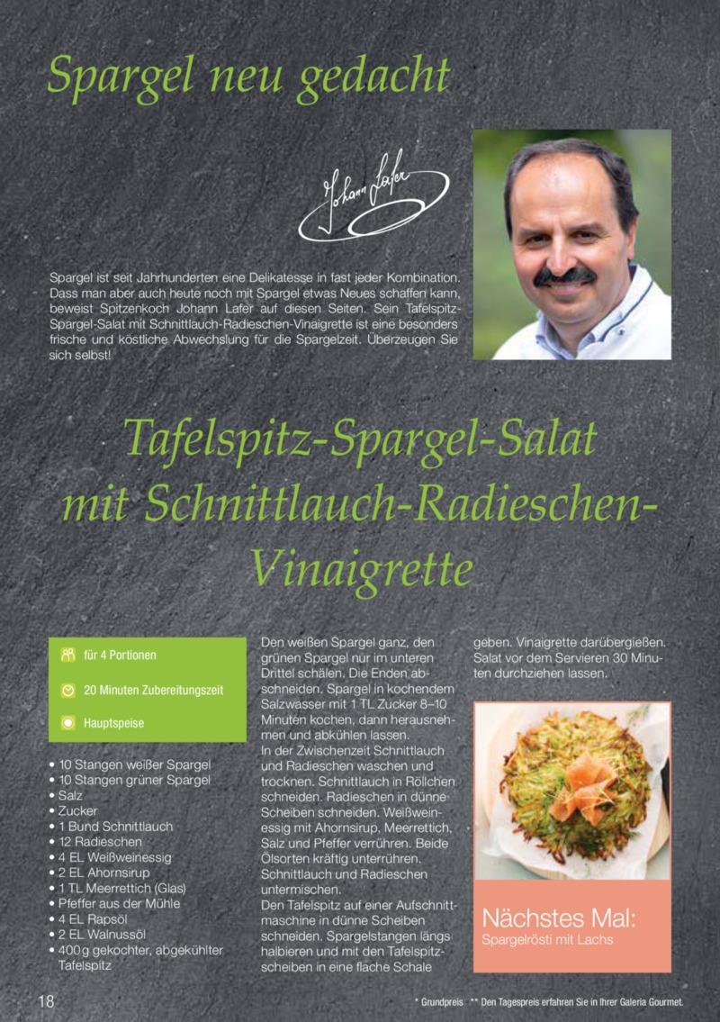 Galeria Kaufhof Prospekt vom 18.04.2017, Seite 17
