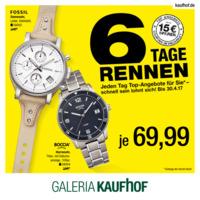 Galeria Kaufhof Prospekt vom 26.04.2017