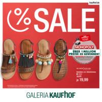 Galeria Kaufhof Prospekt vom 14.06.2017