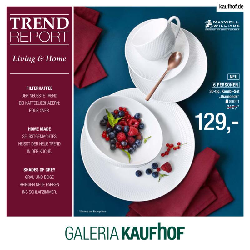 Galeria Kaufhof Prospekt vom 13.09.2017, Seite