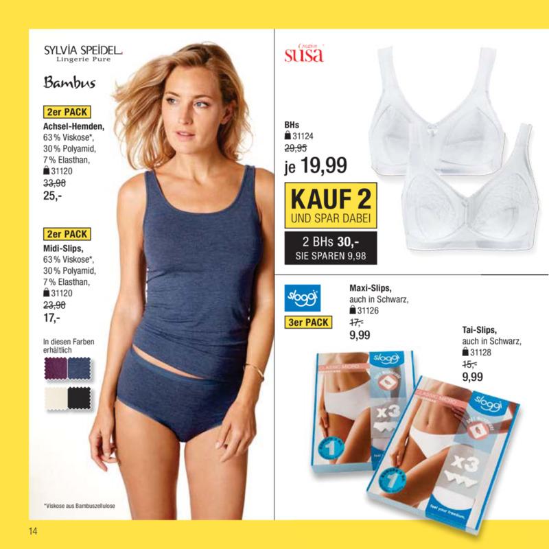 Galeria Kaufhof Prospekt vom 11.10.2017, Seite 13