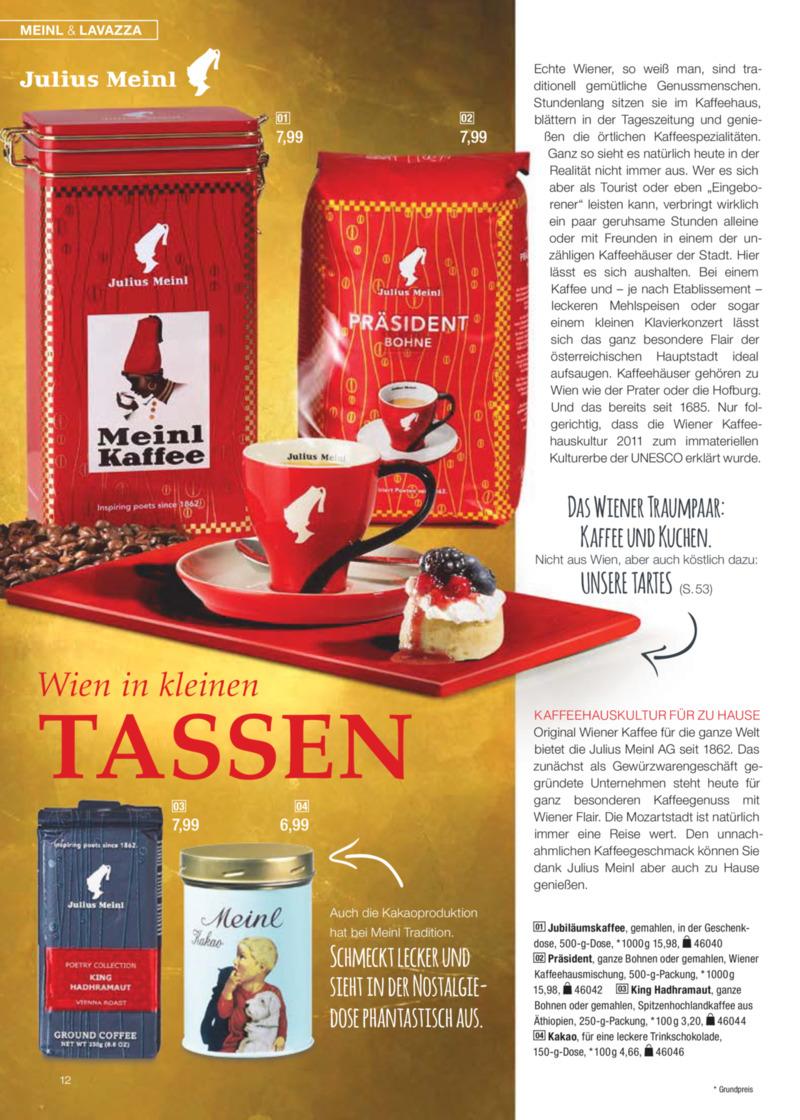 Galeria Kaufhof Prospekt vom 30.10.2017, Seite 11