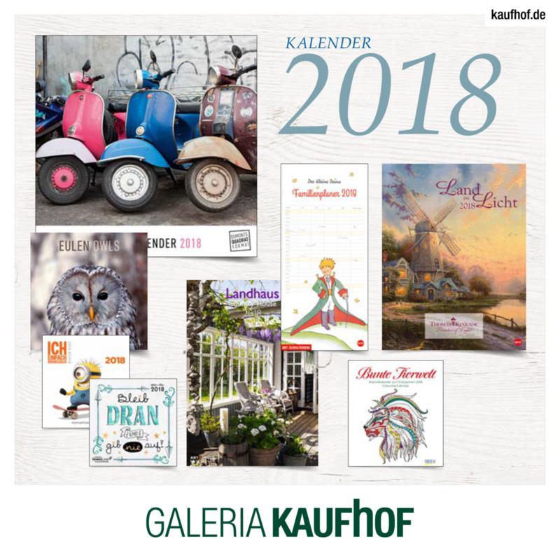 Galeria Kaufhof Prospekt vom 09.11.2017, Seite