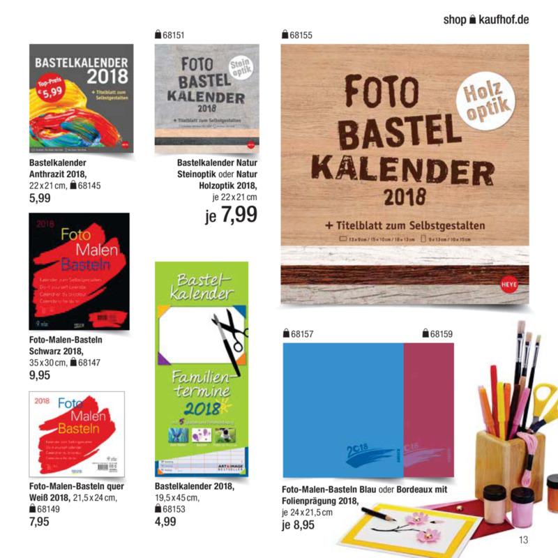Galeria Kaufhof Prospekt vom 09.11.2017, Seite 12