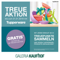 Galeria Kaufhof Prospekt vom 13.12.2017