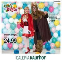 Galeria Kaufhof Prospekt vom 17.01.2018