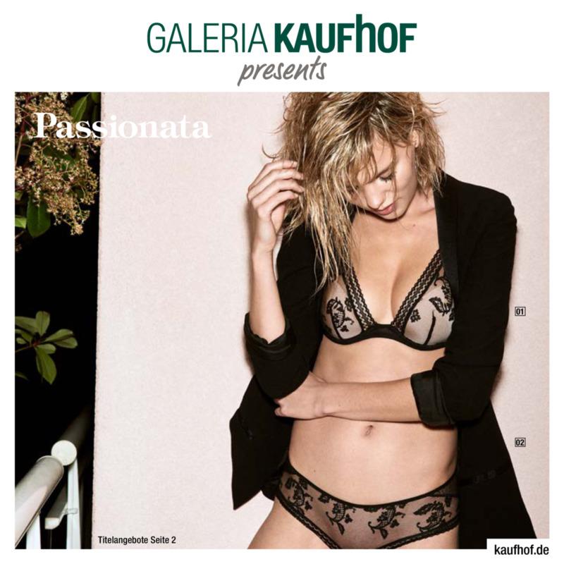 Galeria Kaufhof Prospekt vom 18.04.2018, Seite