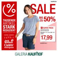 Galeria Kaufhof Prospekt vom 13.06.2018