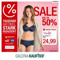 Galeria Kaufhof Prospekt vom 04.07.2018