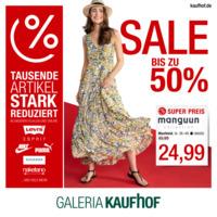 Galeria Kaufhof Prospekt vom 10.07.2018