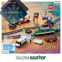 Galeria Kaufhof Prospekt vom 07.11.2018