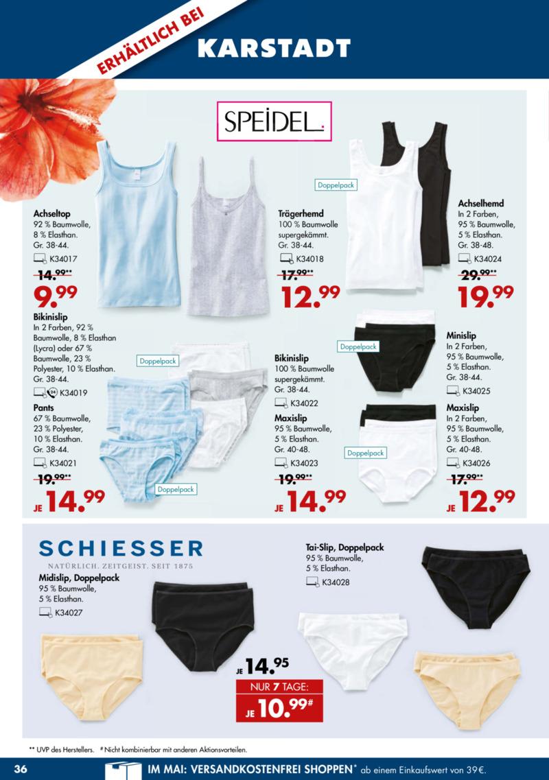 Galeria Kaufhof Prospekt vom 22.05.2019, Seite 35