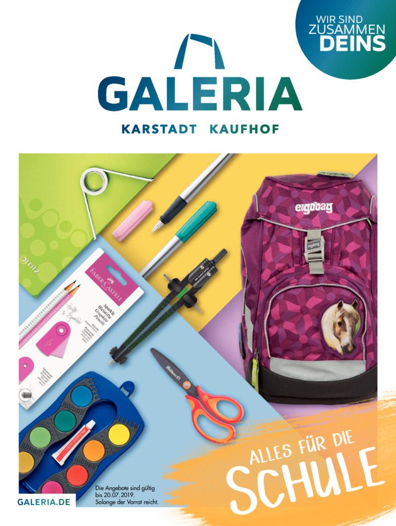 Galeria Kaufhof Prospekt vom 28.05.2019, Seite