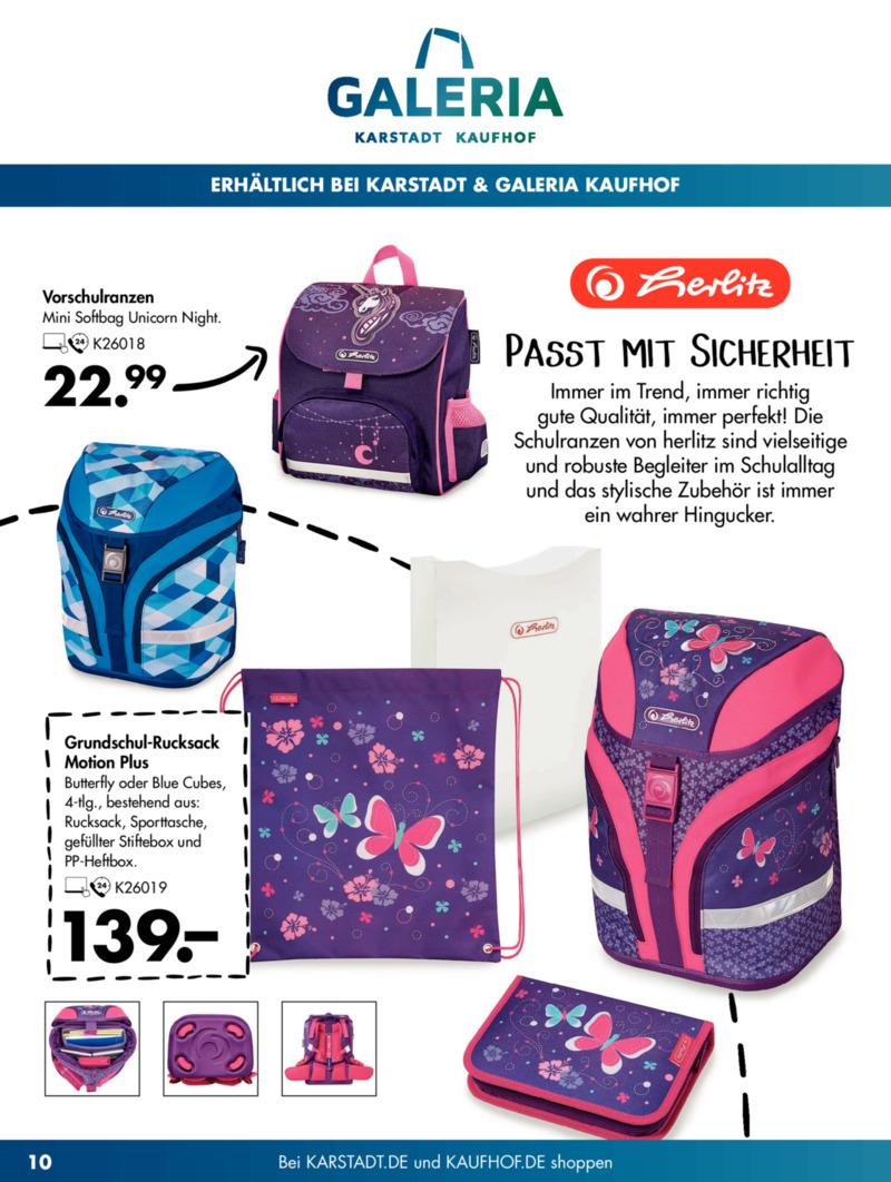 Galeria Kaufhof Prospekt vom 28.05.2019, Seite 9