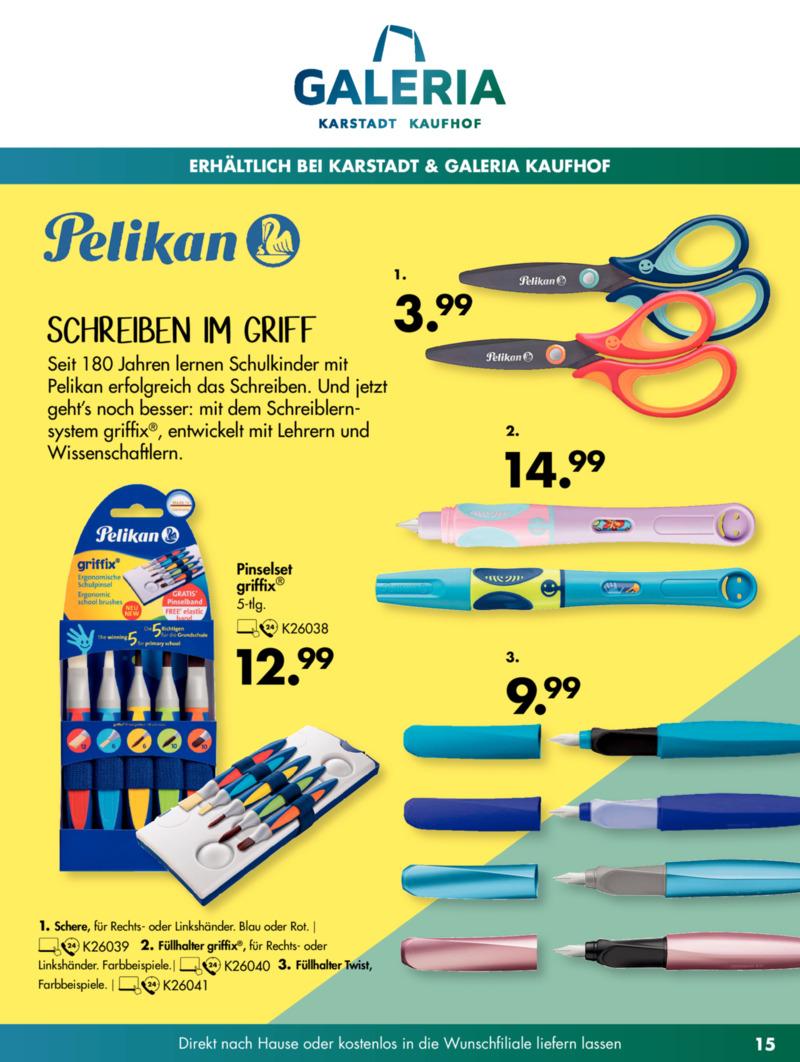 Galeria Kaufhof Prospekt vom 28.05.2019, Seite 14