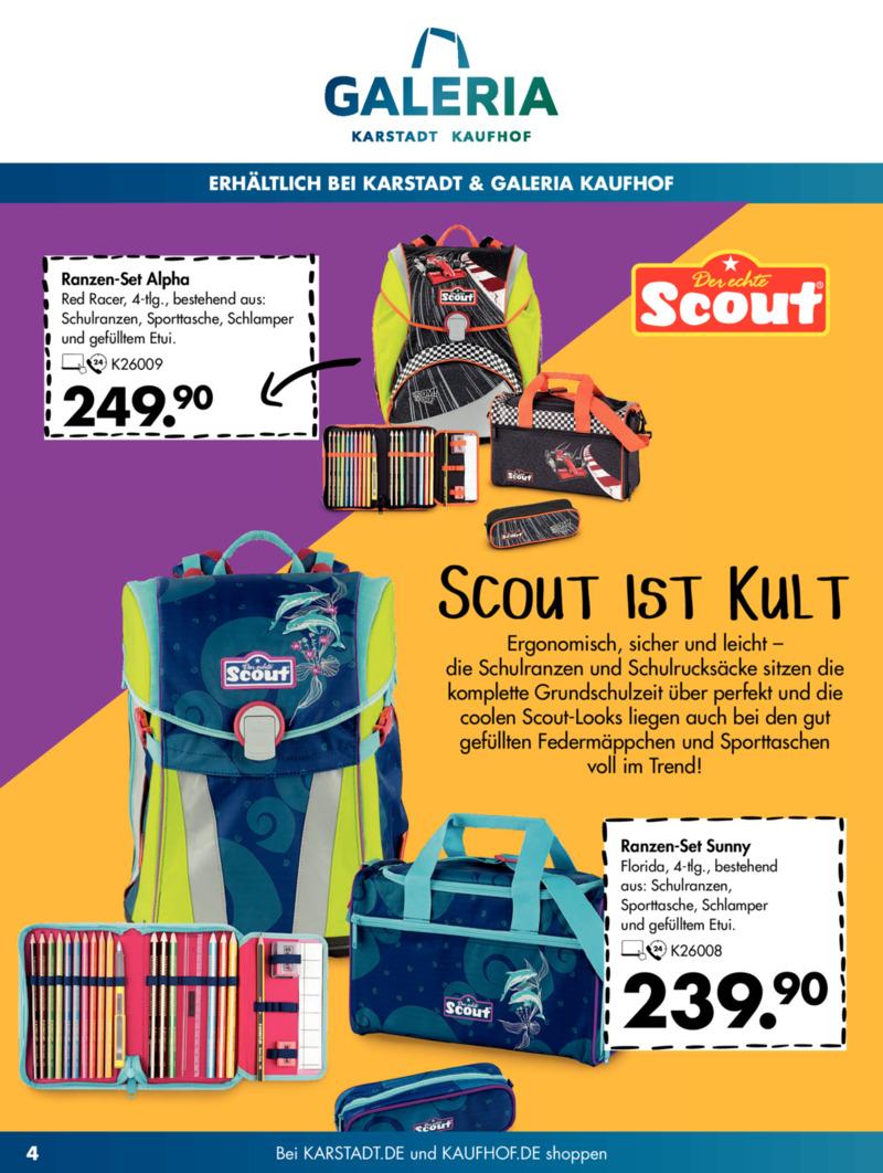 Galeria Kaufhof Prospekt vom 28.05.2019, Seite 3