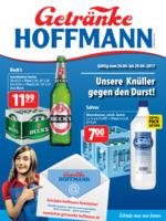 Getränke Hoffmann Prospekt vom 24.04.2017