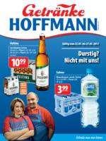 Getränke Hoffmann Prospekt vom 22.05.2017