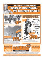 Globus Baumarkt Prospekt vom 02.05.2016
