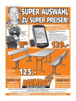 Globus Baumarkt Prospekt vom 23.05.2016