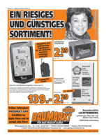 Globus Baumarkt Prospekt vom 29.08.2016